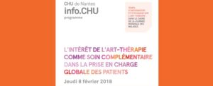 Art therapie CHU Nantes