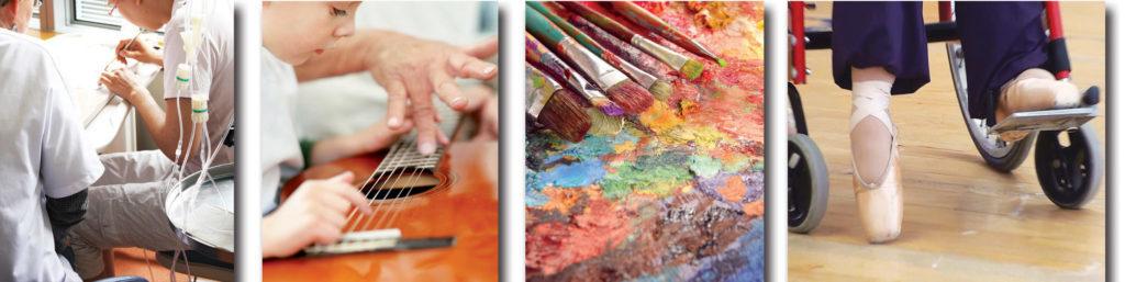 Ateliers artistiques spécialisés